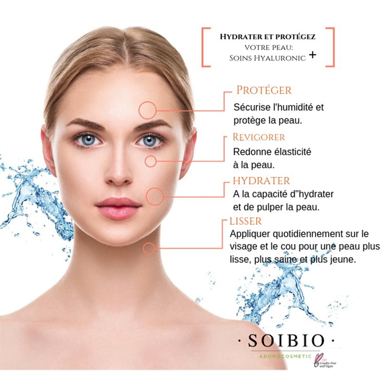 Soins HYALURONIC+