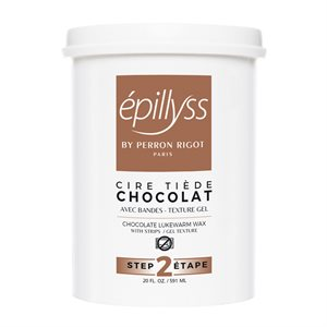 Chocolate Depilatory Gel (591 ml)