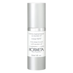 Crème Anti-Brillance au Tea Tree Oil HormeMAT