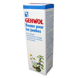 Baume pour les jambes (125 ml)
