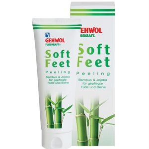 Peeling Bambou & jojoba SOFT FEET (125 ml)