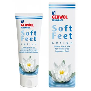 Lotion nénuphar & soie SOFT FEET